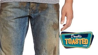 Download NORDSTROM SELLS MUDDY PANTS ONLINE - Double Toasted Funny Podcast Highlight Video