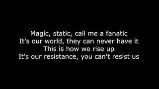 Download Skillet - The Resistance (Lyrics HD) Video