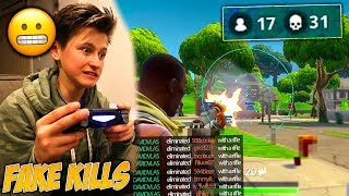 Download I Caught My Little Brother CHEATING In Fortnite: Battle Royale! Video