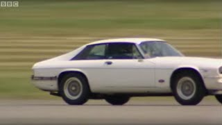 Download Boosting The Jaguar XJS with Nitrous Oxide | Top Gear Video