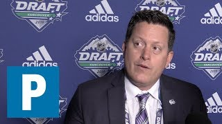 Download Canucks scout looked for 'motor,' 'determination,' 'confidence' in draft | The Province Video