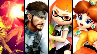 Download Super Smash Bros Ultimate ALL NEW CHARACTER TRAILERS (Switch) Video