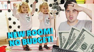 Download NEW ROOM SHOPPING with NO BUDGET! Video
