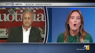 Download Travaglio: la signora Boschi ha mentito in un paese serio la sua carriera finirebbe oggi. ... Video