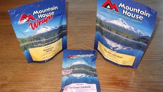 Download Mountain House Review: Breakfast Skillet, and Chili Mac and Beef Video