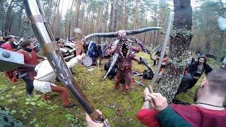 Download LARP Warhammer Lustria 2015 Video