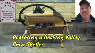 Download Restoring a Hocking Corn Sheller - A project by Old Sneelock's Workshop Video