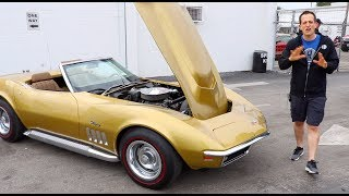 Download Is this 1969 Corvette Stingray C3 the BEST generation? Video