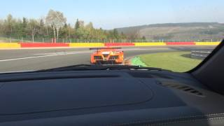 Download [50 fps] Porsche 997 Turbo PDK following a Gumpert Apollo S Spa Francorchamps SLOW lap nice SOUND🤓 Video