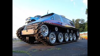 Download Amazing Homemade Vehicles 4 Video