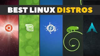 Download Best Linux Distros: Choosing the Right Linux Version for You Video