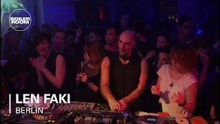 Download Len Faki Boiler Room Berlin DJ Set Video