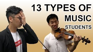Download 13 Types of (Beginner) Music Students Video