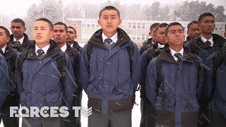 Download Cold Awakening For Britain's Newest Gurkha Recruits | Forces TV Video