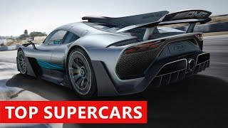 Download 10 New SuperCars Coming in 2018. Best Debuts For 2018. Video