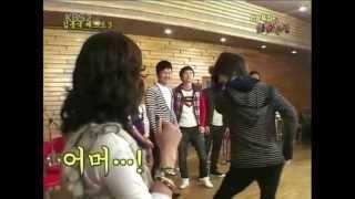 Download kpop idols imitate kim jongkook's sarang surowo Video