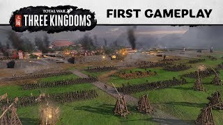 Download Total War: THREE KINGDOMS – E3 Gameplay Reveal Video