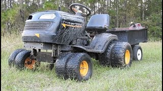 Download How to Build a Lift Kit for a Mud Mower Video