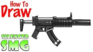 Download How to Draw the Silenced SMG | Fortnite Video