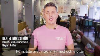 Download Fika för livet ☕️🎗🎀 | Cancerfonden Rosa Bandet Video