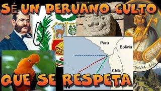 Download Especial: 70 DATOS DE CULTURA GENERAL QUE TODO PERUANO DEBE SABER | @SoyHugoX Video