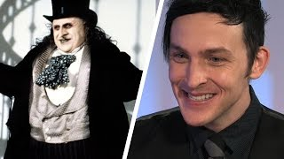 Download ″Gotham″ Star Robin Lord Taylor to Danny DeVito: Let's Get a Drink! | toofab Video