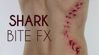Download Shark Bite SFX Tutorial | The Shallows | Blake Lively | Shonagh Scott | AD Video