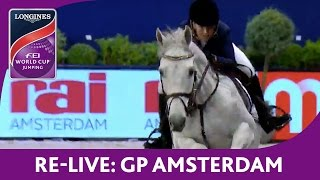 Download Re-Live - Grand Prix Jumping - Amsterdam Video