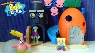 Imaginext SpongeBob Krusty Krab Kastle Plankton Is After