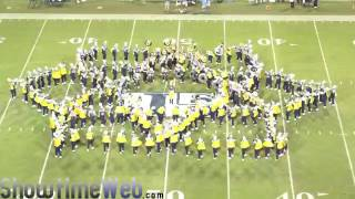 Download Southern Halftime Fieldshow - 2016 Boombox Classic SU Human Jukebox Marching Band Video