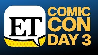 Download Comic-Con 2018 Day 3 | ET LIVE Video