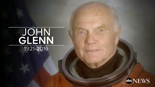 Download John Glenn Dead at 95 | Remembering the First American To Orbit Earth Video