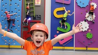Download INSANE Rock Climbing Challenge!! Video