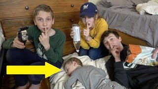 Download Don't Wake the Baby Challenge | That's Amazing Video