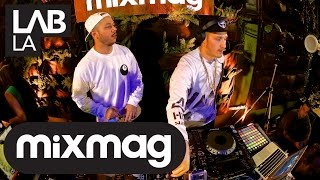 Download FLOSSTRADAMUS trap and hip hop DJ set in The Lab LA Video