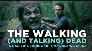 Download ″The Walking (And Talking) Dead″ — A Bad Lip Reading of The Walking Dead Video