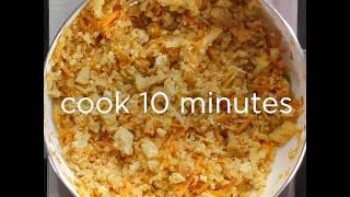 Download No-Paneer Stuffed Bell Peppers Recipe Video
