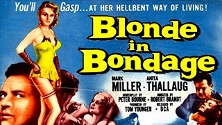 Download BLONDE IN BONDAGE // Mark Miller, Lars Ekborg // Full Movie // English // HD // 720p Video