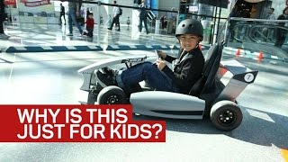 Download This car for kids is smarter than your car Video