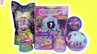 Download ZooBalloos Orbeez Wowser Surprise TOYS Hairdorables 2 DOLLS LOL WearEMS CUTETITOS Unboxing Video