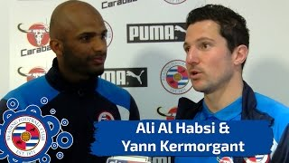 Download Ali Al-Habsi and Yann Kermorgant on booking a trip to the play-off final! Video