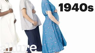 Download 100 Years of Pregnancy | Allure Video