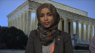 "Download Ilhan Omar, First Somali-American State Lawmaker: Trump's SOTU was ""Disgusting"" & ""Fascist"" Video"