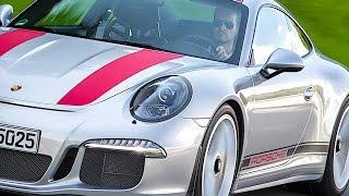 Download Porsche 911 R Engine Start Acceleration 0 - 100 MPH Driving Engine Sound Video CARJAM TV HD Video