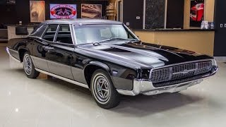 Download 1967 Ford Thunderbird For Sale Video