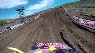 Download GoPro: Ken Roczen Moto 1 - Thunder Valley MX Lucas Oil Pro Motocross Championship 2015 Video