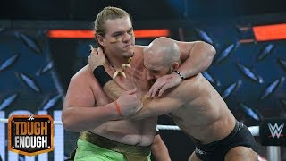Download ZZ looks to silence his critics against Cesaro: WWE Tough Enough: August 25, 2015 Video