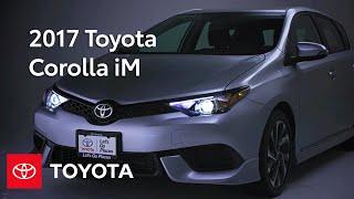 Download 2017 Toyota Corolla iM: 2017 Toyota Corolla iM Walkaround & Features | Toyota Video