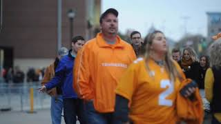 Download Tennessee Vols fans at Mizzou Video