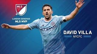 Download David Villa: 2016 MLS MVP Video